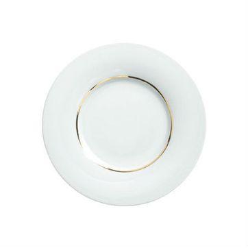 Kahla - Magic Grip Dîner Line of Gold - spodek - średnica: 15 cm