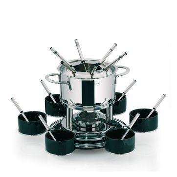 Kela - Astana - zestaw do fondue - pojemność: 1,7 l