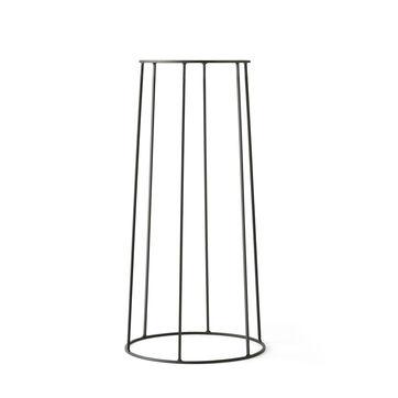 Menu - Wire - podstawy pod donice lub lampiony