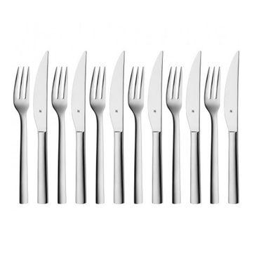 WMF - Nuova - zestaw sztućców do steków - 12 elementów