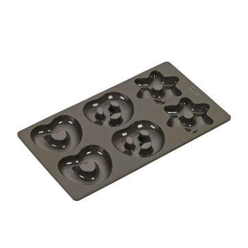 Lurch - FlexiForm - forma na pierniczki - wymiary: 30 x 17 cm