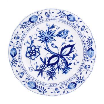 Kahla - Rossella Zwiebelmuster - talerz obiadowy - średnica: 26 cm