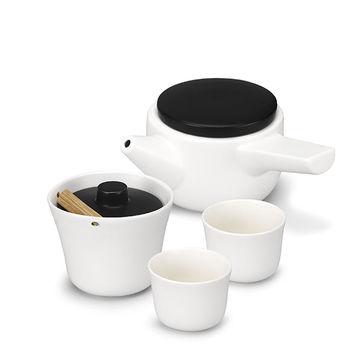 PO: - evo-song - zestaw do herbaty - 4 elementy