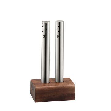 WMF - solniczka i pieprzniczka - wysokość: 15 cm