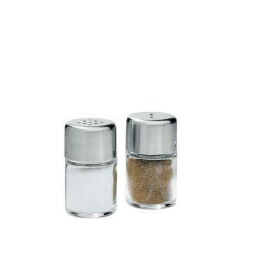 WMF - Bel Gusto - solniczka i pieprzniczka - wysokość: 5 cm