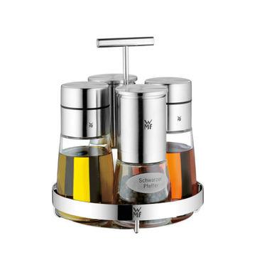 WMF - De Luxe - zestaw do przypraw - 5 elementów