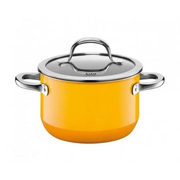 Silit - Passion Yellow - garnek średni - średnica: 16 cm; pojemność: 2,0 l