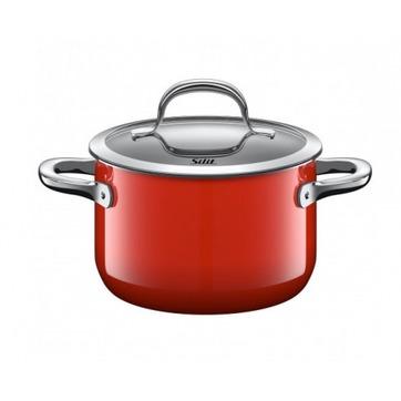 Silit - Passion Red - garnek - średnica: 16 cm; pojemność: 2,0 l