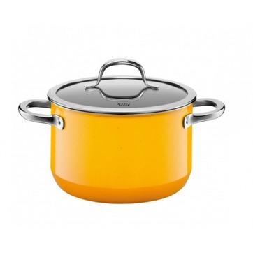 Silit - Passion Yellow - garnek średni - średnica: 20 cm; pojemność: 3,7 l