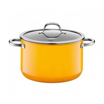 Silit - Passion Yellow - garnek średni - średnica: 24 cm; pojemność: 6,4 l