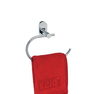 Kela - Lucido - wieszak na ręczniki - wymiary: 18,5 x 7,5 x 14,5 cm