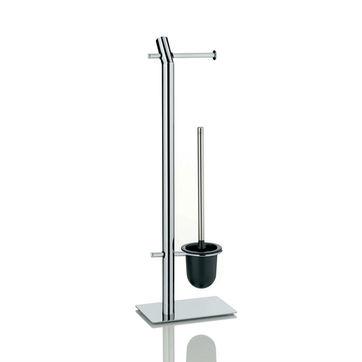 Kela - Macario - zestaw toaletowy - wymiary: 23 x 15 x 73 cm