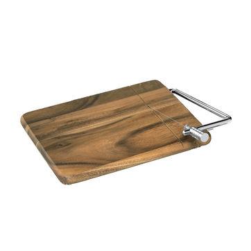 Zassenhaus - Akacja - deska z nożem do sera - wymiary: 25 x 18 cm