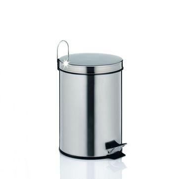 Kela - Knut - kosz na śmieci - pojemność: 5,0 l