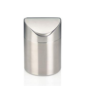 Kela - Elegance - łazienkowy kosz na śmieci - pojemność: 1,0 l; wysokość: 17 cm