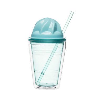 Sagaform - Sweet - kubek do koktajli - pojemność: 0,35 l