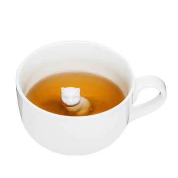 Sagaform - Tea - kubek z kotkiem - pojemność: 0,6 l