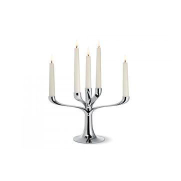 Philippi - Candelabra - świecznik - wysokość: 20 cm