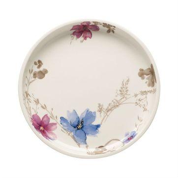 Villeroy & Boch - Mariefleur Gris Basic - półmisek lub pokrywka do naczynia do zapiekania - średnica: 26 cm