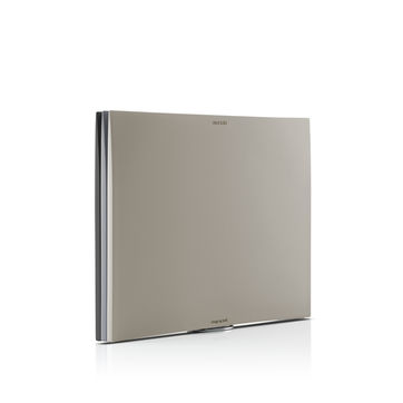Eva Solo - 3 deski do krojenia ze stojakiem - wymiary: 36 x 26 cm