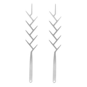 Sagaform - BBQ - 2 szpikulce do grillowania - długość: 37 cm