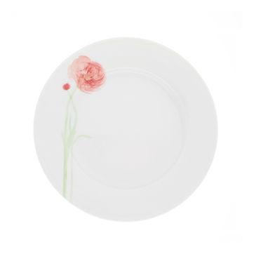 Kahla - Aronda Fresh Poppy - talerz śniadaniowy - średnica: 21 cm