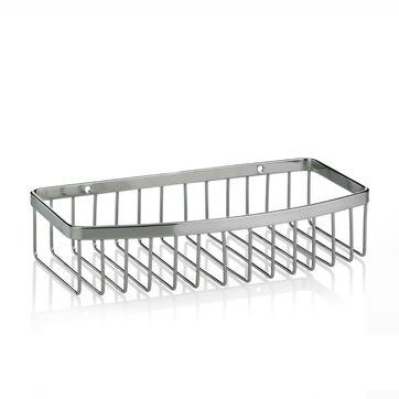 Kela - Galant - półka-koszyk - wymiary: 23 x 11 x 5 cm