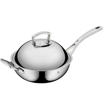WMF - Multiply - wok z pokrywką - średnica: 28 cm