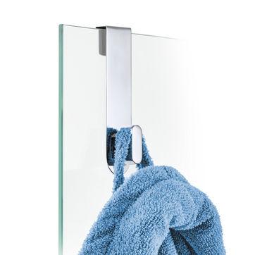 Blomus - Areo - wieszki na kabinę prysznicową - wysokość: 14 cm
