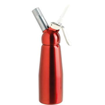 Mastrad - syfony do bitej śmietany - pojemność: 0,5 l