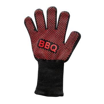 Sagaform - BBQ - rękawica kuchenna silikonowo-bawełniana - długość: 33 cm