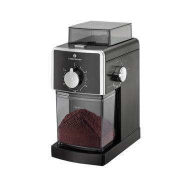 Zassenhaus - Kingston - elektryczny młynek do kawy - wymiary: 23 x 17 x 10,5 cm
