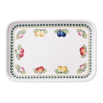 Villeroy & Boch - French Garden - półmisek lub pokrywka do naczynia do zapiekania - wymiary: 32 x 22 cm