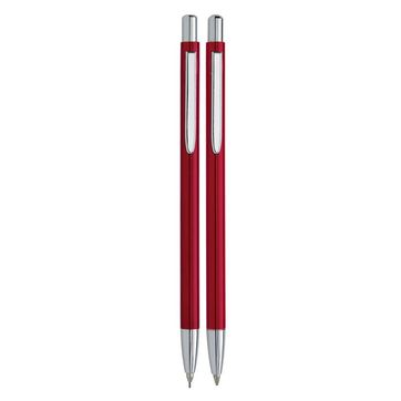 Lexon - Micro Pens - długopis i ołówek - w pokrowcu