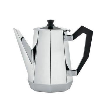 Alessi - Ottagonale - dzbanek do kawy - pojemność: 1,0 l