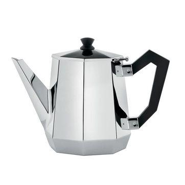 Alessi - Ottagonale - dzbanek do herbaty - pojemność: 0,9 l