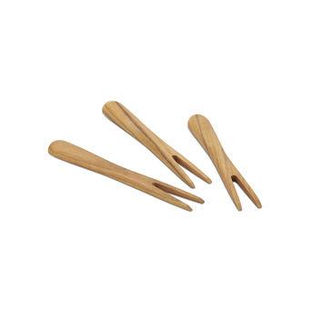 Skagerak - Fulla - widelec do serwowania - długość: 12 cm