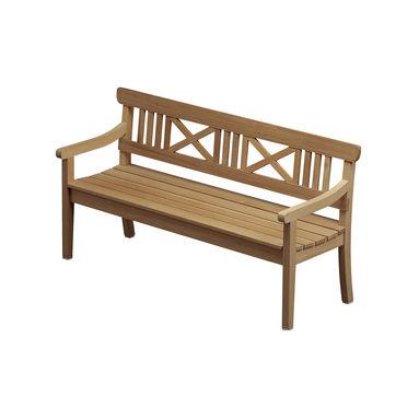 Skagerak - Drachmann - ławka ogrodowa - wymiary: 165 x 58 x 86 cm