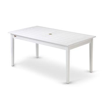 Skagerak - Drachmann - stół ogrodowy - wymiary: 86 x 156 x 72 cm
