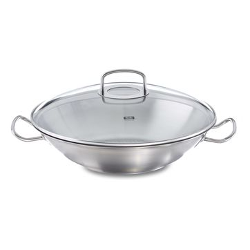 Fissler - original-profi collection - wok z pokrywą - średnica: 35 cm