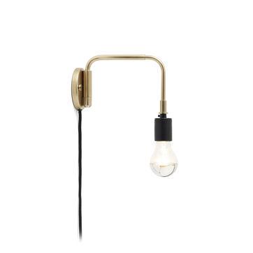 Menu - Staple - lampa ścienna - wymiary: 15 x 36 cm