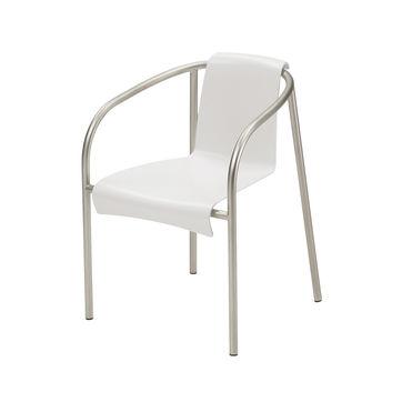 Skagerak - Ocean - krzesło - wymiary: 56 x 58,5 x 75 cm