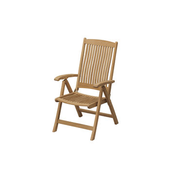 Skagerak - Columbus - krzesło - wymiary: 70 x 60 x 105 cm