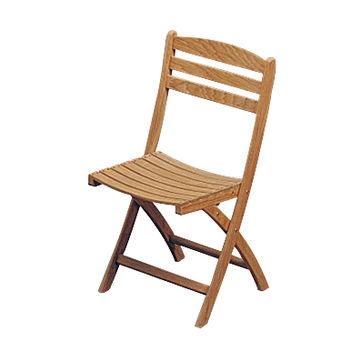 Skagerak - Selandia - krzesło ogrodowe - wymiary: 44,5 x 47,5 x 85,5 cm