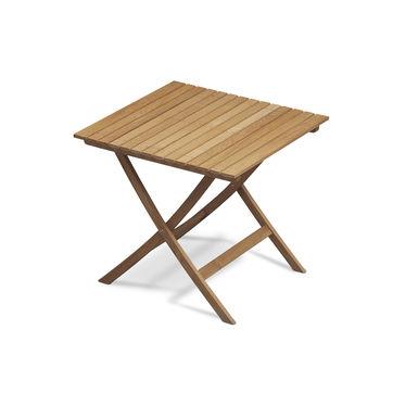 Skagerak - Selandia - stolik ogrodowy - wymiary: 75 x 75 x 68 cm