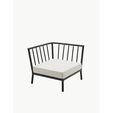 Skagerak - Tradition - fotel ogrodowy - wymiary: 85 x 85 x 75
