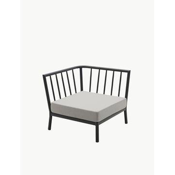 Skagerak - Tradition - fotel ogrodowy - wymiary: 85 x 85 x 75 cm