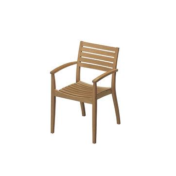 Skagerak - Ballare - krzesło - wymiary: 56 x 56 x 86 cm