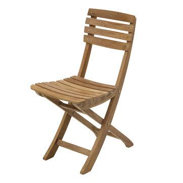 Skagerak - Vendia - krzesło ogrodowe - wymiary: 41 x 52,5 x 82,5 cm
