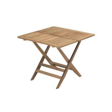 Skagerak - Nautic - stolik ogrodowy - wymiary: 85 x 85 x 70,5 cm